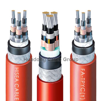 medium voltage wire