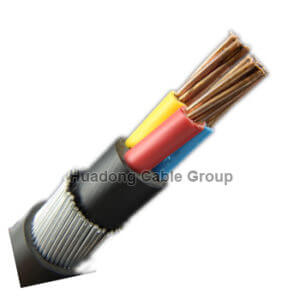 16mm armoured cable 3 core