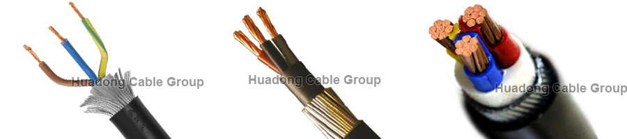 Huadong 35mm armoured cable prices