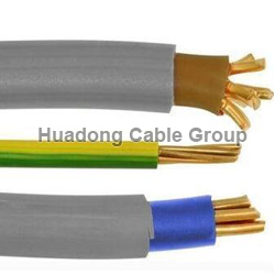 300/500V, 450/750 Twin and earth 25mm power cable