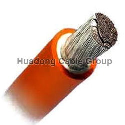 450/750,0.6/1kv Welding PVC/Rubber 25mm electrical cable