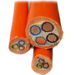 LSZH fire resistant 16mm 3 core cable cable