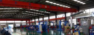 huadong 25 mm power cable workshop