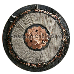 1kv,8.7/15lv mv copper conductor 25mm electrical cable