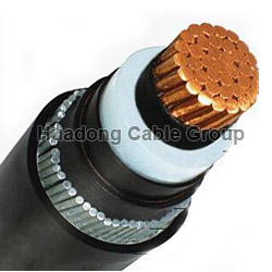 mv 11kv armoured power cable