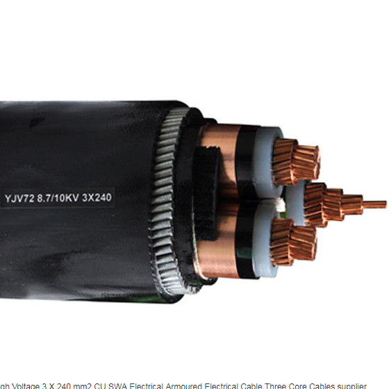 Huadong 4 core 240mm cable supplier