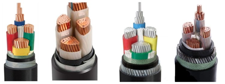 pvc/pvc 4x95mm2 power cable supplier