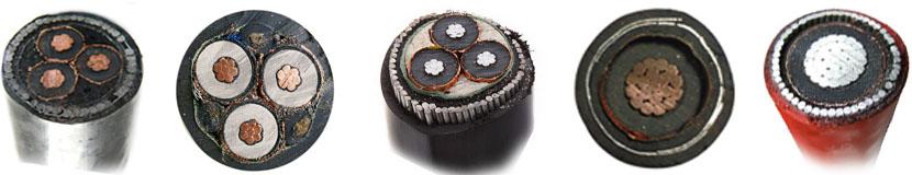 33kv 3 core 1c 630 sq mm cable