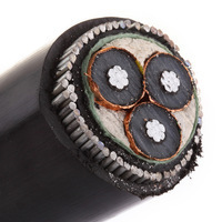 16-95 sq mm3 core aluminium cable price list
