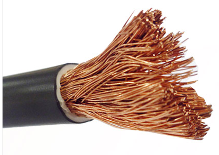 25mm - 95mm welding cable pircture