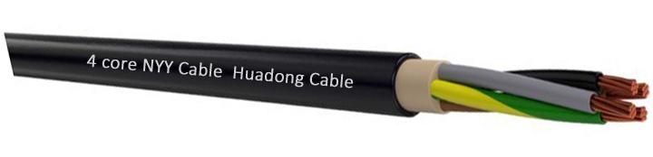harga LSZH 4 core cable
