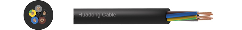 flexible ho7rn f cable price