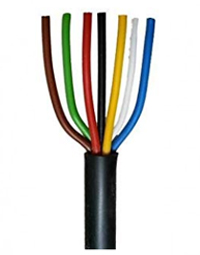 pvc cable 7x1 5 mm2