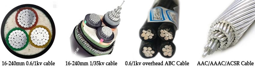 cheap 3.5 core 70 sq mm aluminium cable price