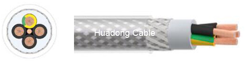 SY-PVC-Control-Flexible-Cable