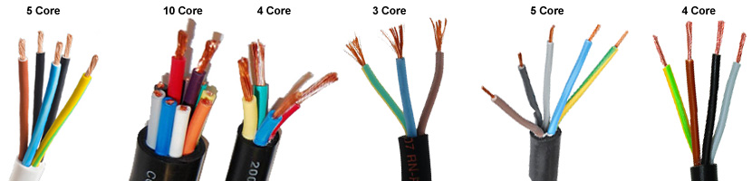 1.5 mm 2.5 6mm 10mm flexible electrical cable and wire in Philippines