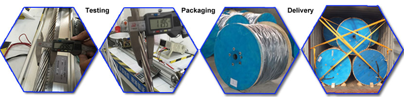 2 0,4 0,awg 2 4 6 triplex service drop wire packaging