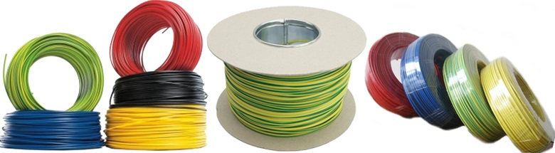 solid copper 1.5 mm 2.5 mm 6mm 10mm xlpe electrical cables