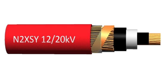 xlpe pvc n2xsy 1x35 cable