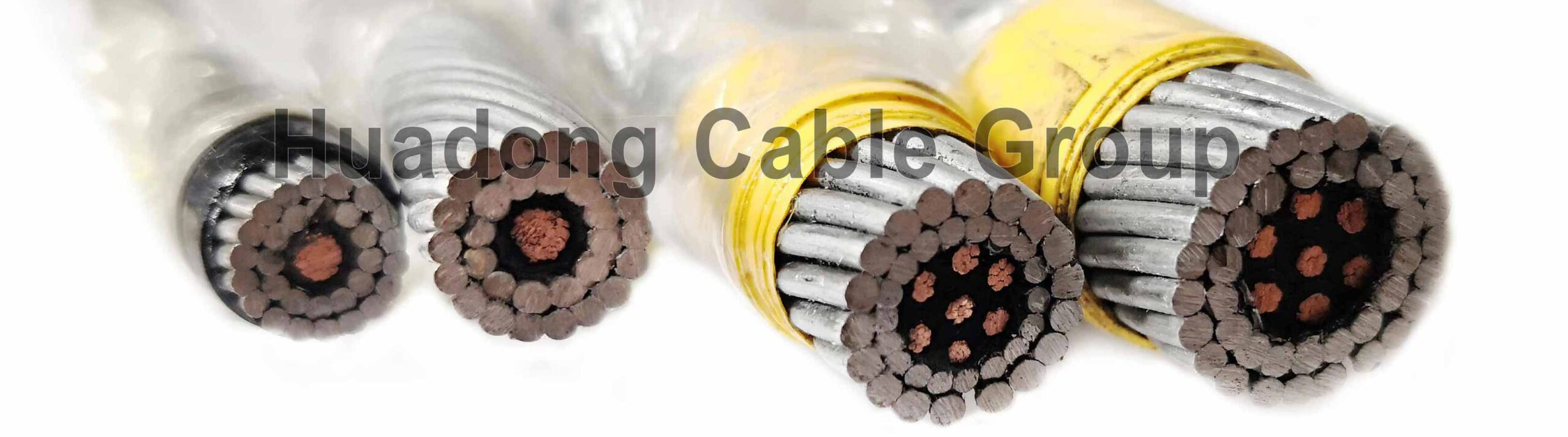 double Galvanized armoured loging cable camesa for oil well